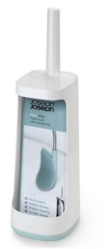 JOSEPH JOSEPH FLEX PLUS SMART TOILET BRUSH & STORAGE
