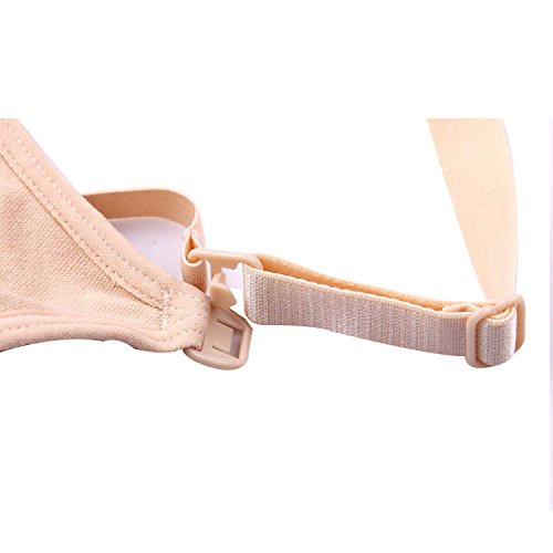 Ekouaer Motherhood Clip Down Nursing Bra For Breastfeeding