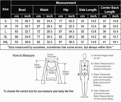 Ekouaer Womens Sexy Retro V Neck Strappy One Piece Swimsuit Sexy Backless Bathing Suit
