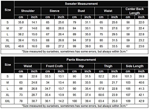Ekouaer Womens Thermal 2 Pcs Underwear Set Soft Top and Bottom Smooth Knit S-XXL