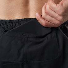 Laden Sie das Bild in den Galerie-Viewer, Running Shorts Herren - Schwarz