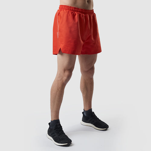 Running Shorts Herren - Orange