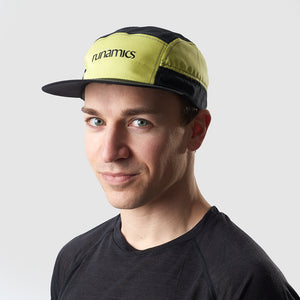 Colorblock Running Cap