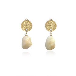 Amatheia Earrings