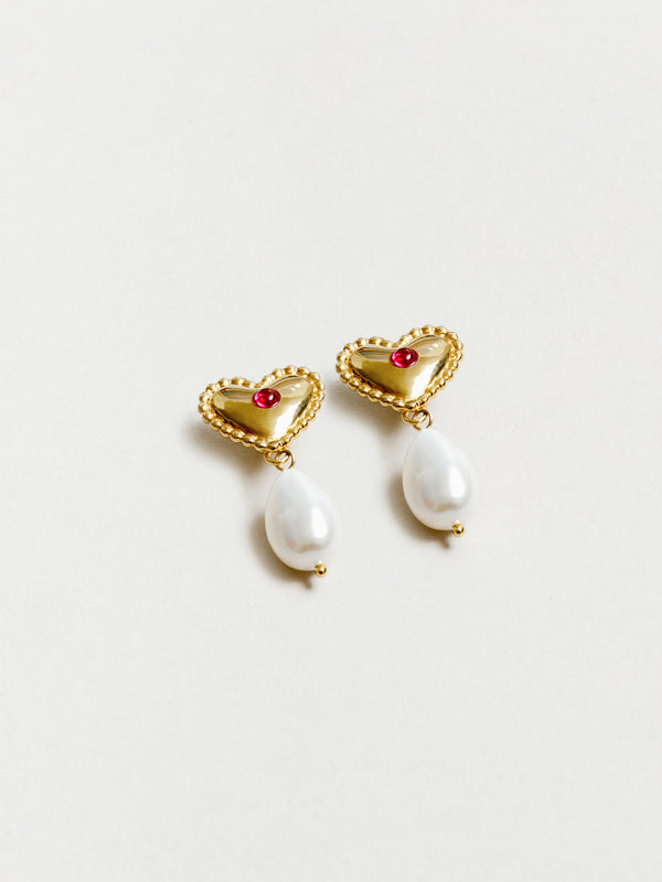 KATALINA EARRINGS - GOLD