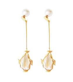 Laga Drop Earring - Single Piece