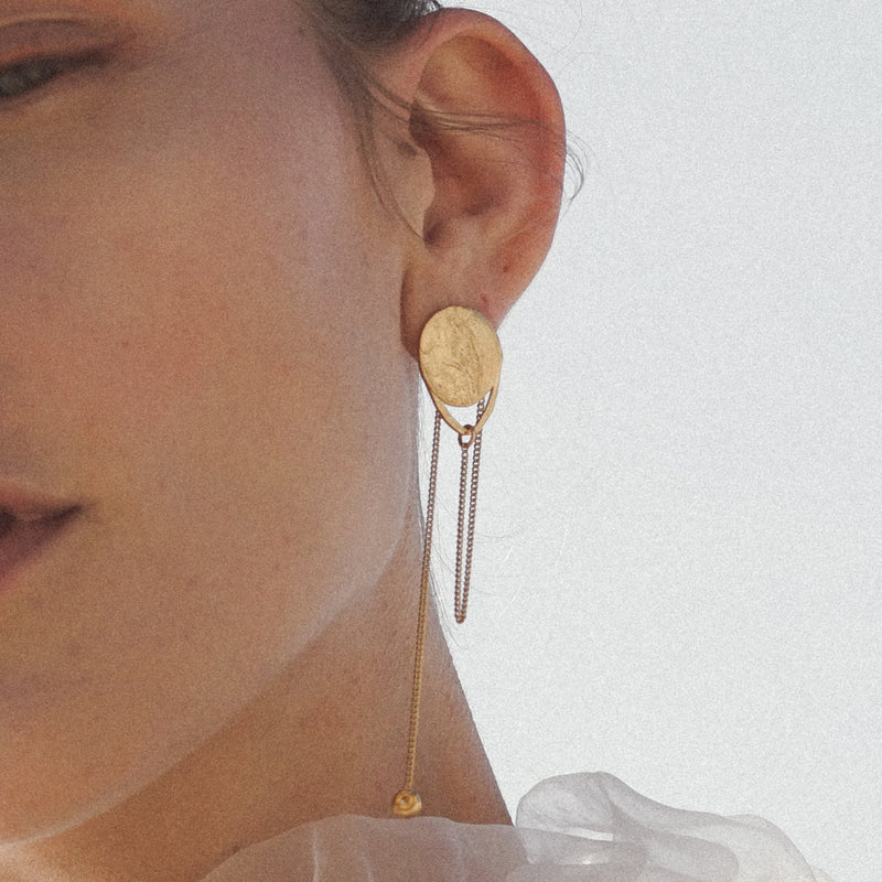 Love Letters To William Earrings