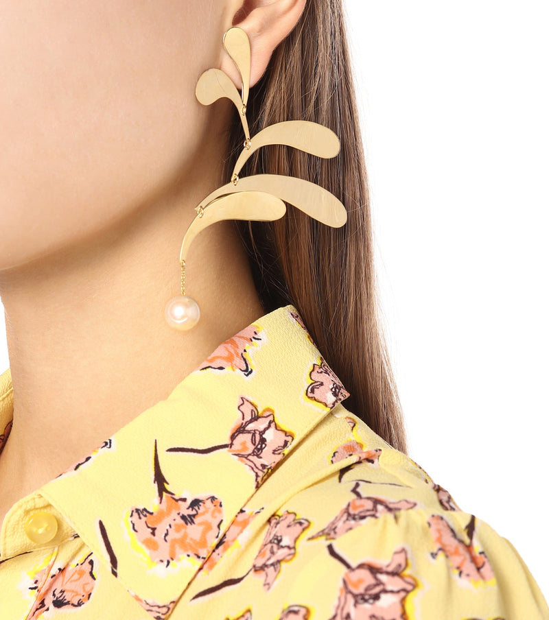 Mobile Doré Earring - Single piece