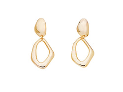 Rimini Gold Earrings