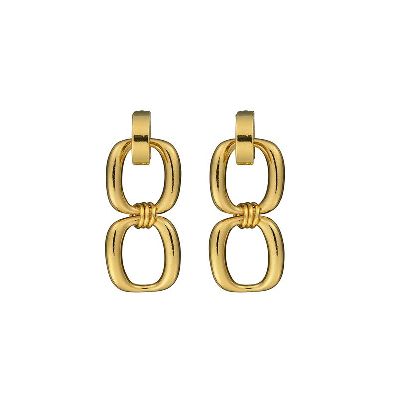 Enlazar Earrings