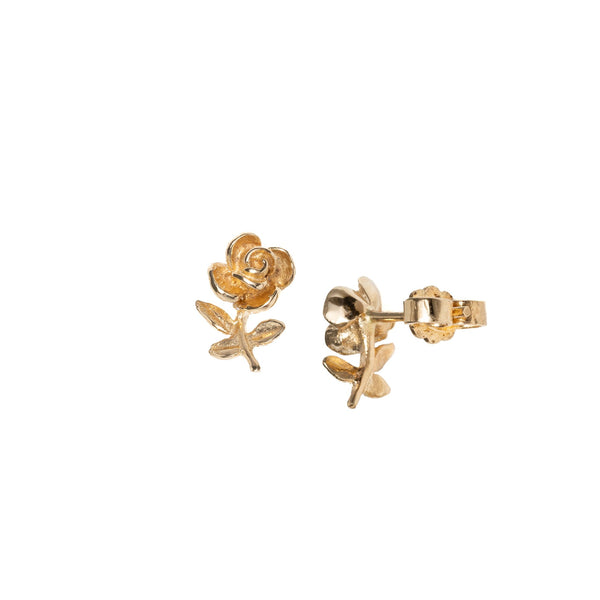 Smell the Roses Studs