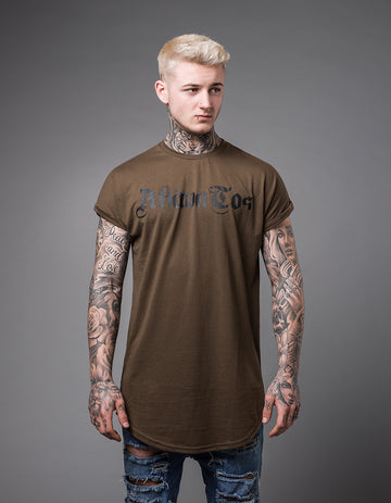 Long round bottom ham tee
