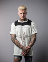 Fingers Crossed Longline tee
