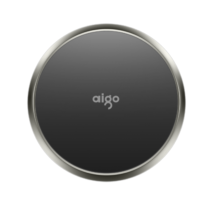 Aigo® Qi Certified 10W Wireless Charging Pad