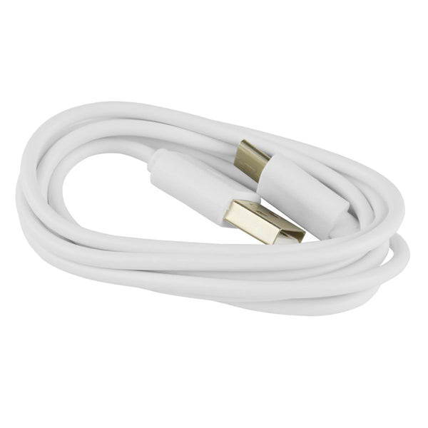 Câble data USB Type-C - 1m - Blanc
