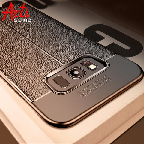 Carbon Case For Samsung Galaxy Note 8 S8 Plus
