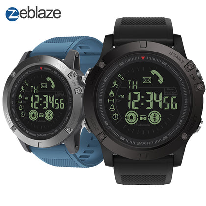 VIBE 3 Flagship Rugged Smartwatch 33-month Standby Time 24h All-Weather Monitoring Smart Watch For IOS And Android