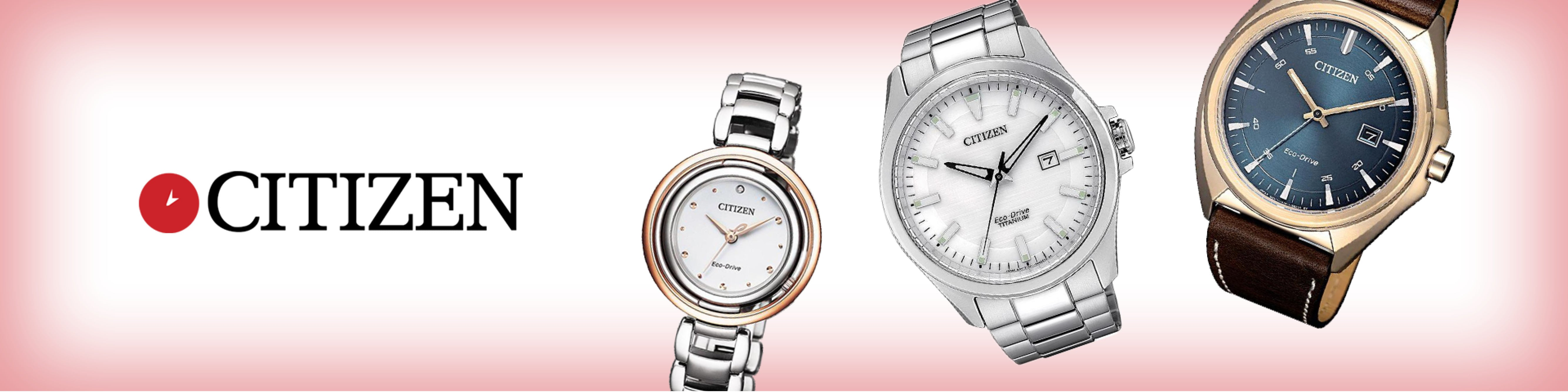 Citizen Watches Collection Cover Photo