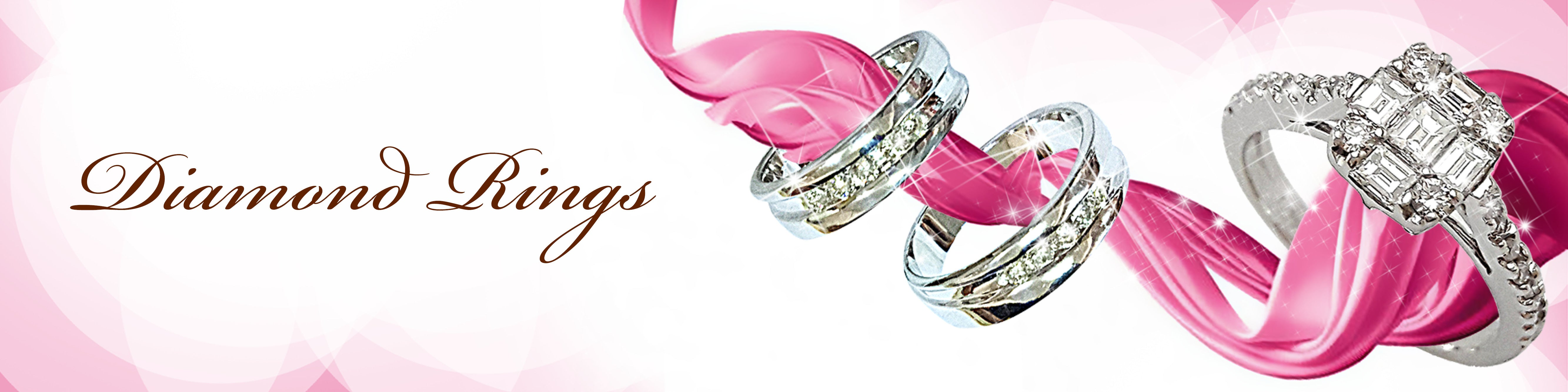 Diamond Rings Collection Cover Photo