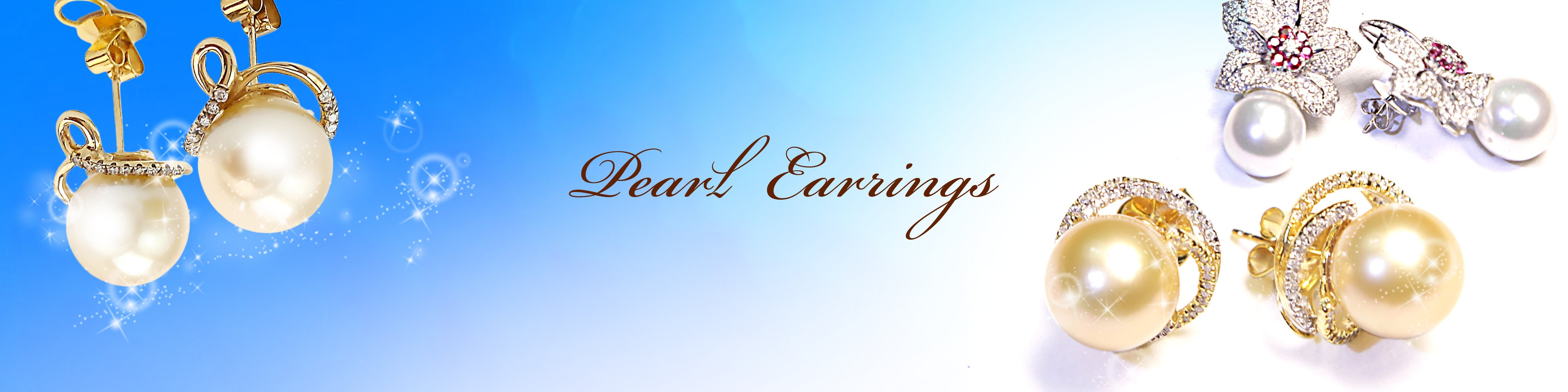 Pearl Earrings Collection Cover Photo