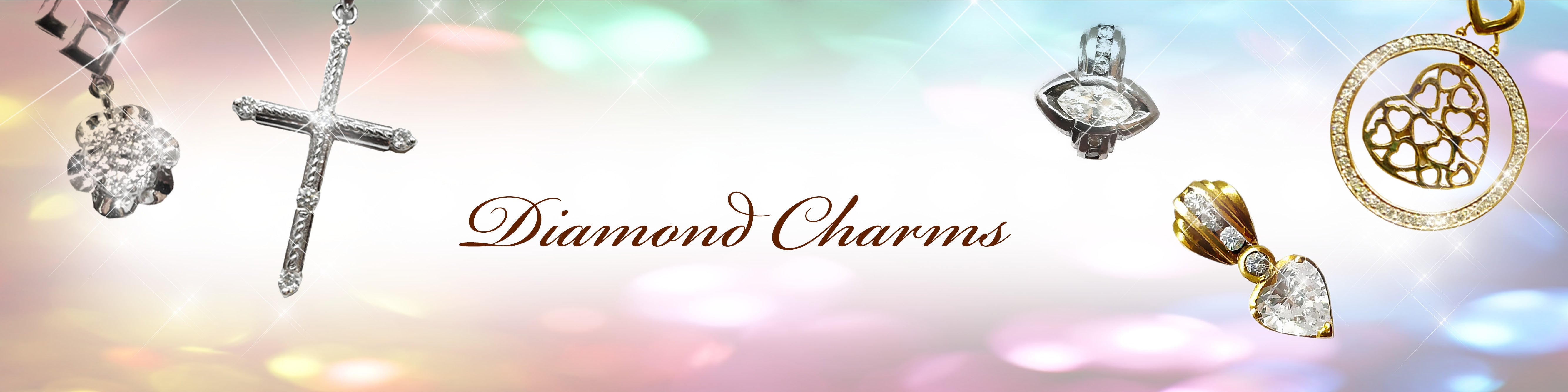Diamond Charms Collection Cover Photo