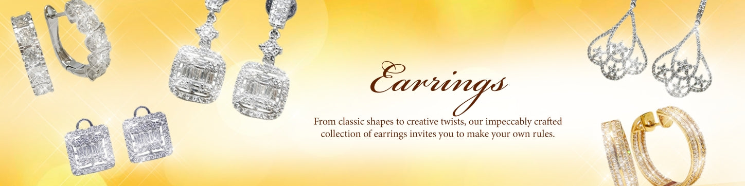 Earrings Collection Cover Photo