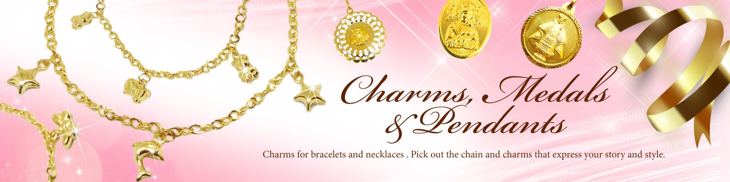 Charms, Medals and Pendants Collection Cover Photo