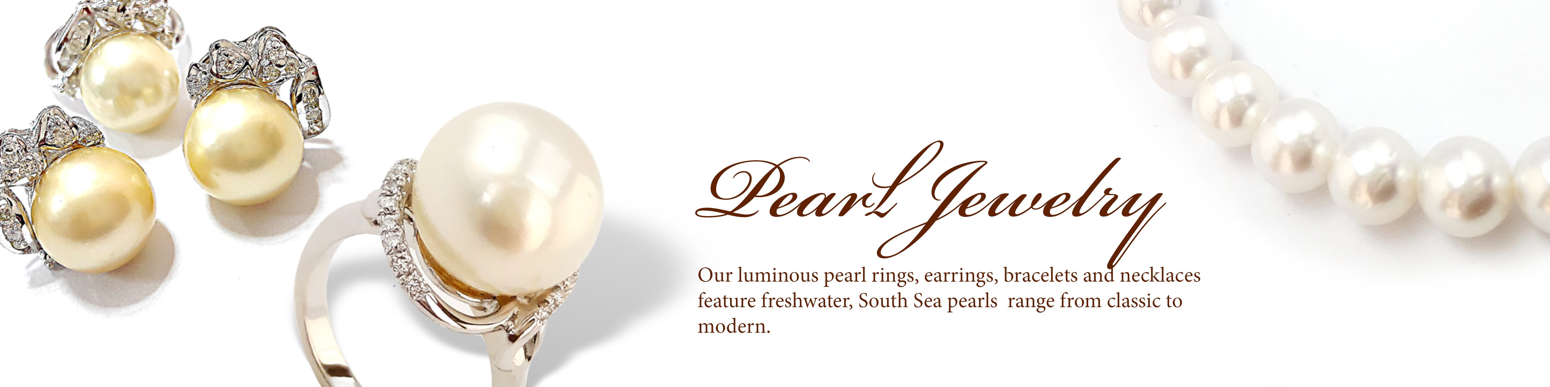 Pearl Jewelry Collection Cover Photo