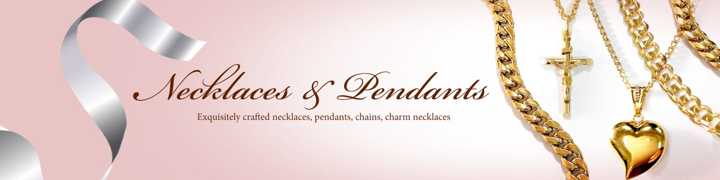 Necklaces and Pendants Collection Cover Photo
