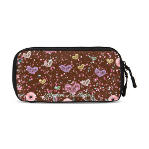 Flower Garden 3 Small Travel Organizer