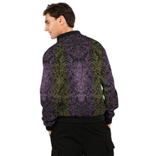Load image into Gallery viewer, Butterfly Field 8 Men's Bomber Jacket