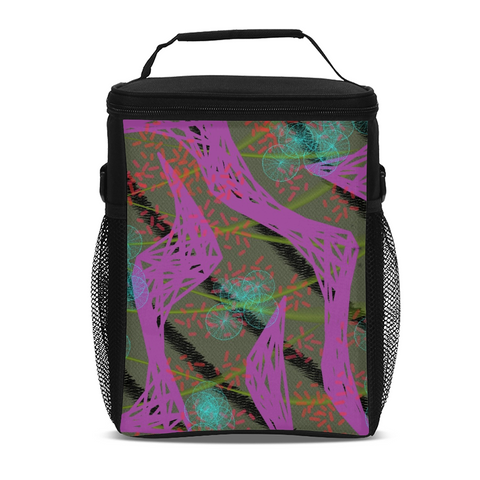 Floating On Air 6 Tall Insulated Lunch Bag