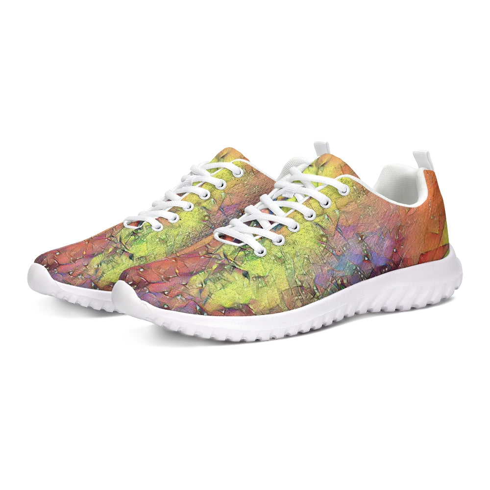 Cosmic Rainbow Athletic Shoe