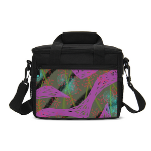 Floating On Air 6 Insulated Lunch Bag
