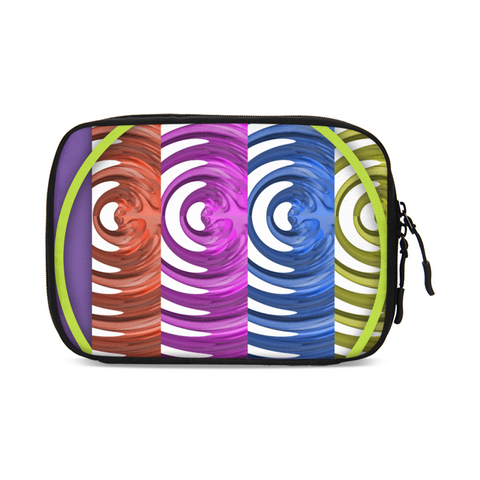 Neon Fusion Large Travel Organizer