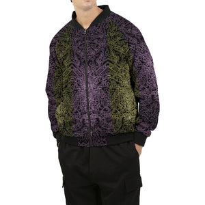 Butterfly Field 8 Men's Bomber Jacket