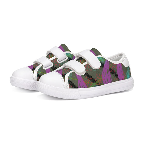 Floating On Air 6 Kids Velcro Sneaker