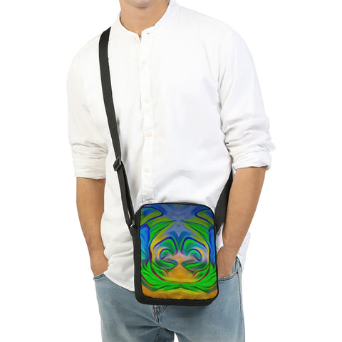 Rebirth 22 Messenger Pouch