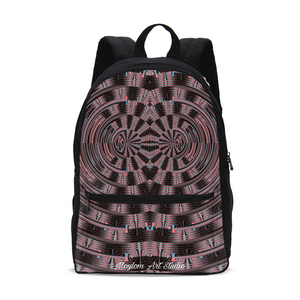 Mesmerized 35 Small Canvas Backpack