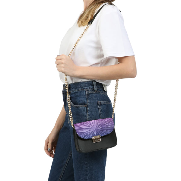 Choosing to Trust 27 Small Shoulder Bag