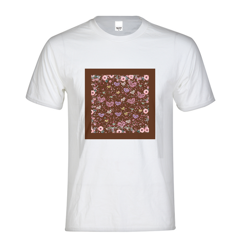 Flower Garden 3 Kids Graphic Tee