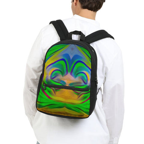 Rebirth 22 Small Canvas Backpack