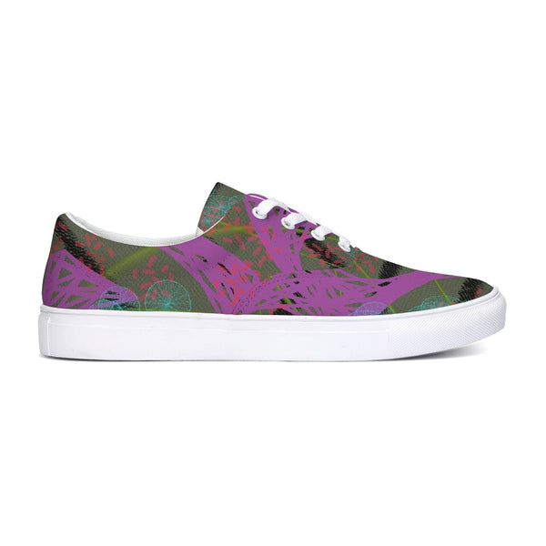 Floating On Air 6 Lace Up Canvas Shoe