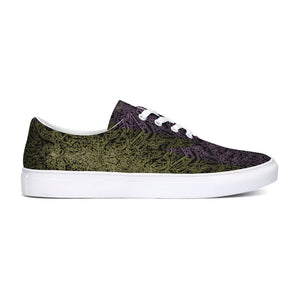 Butterfly Field 8 Lace Up Canvas Shoe