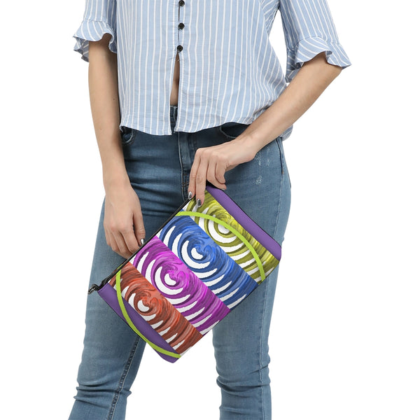 Neon Fusion Daily Zip Pouch