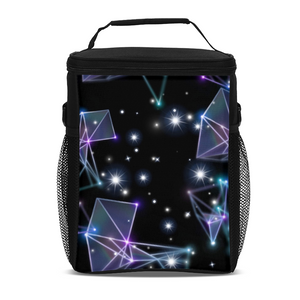 Diamond Galaxy 9 Tall Insulated Lunch Bag