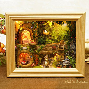 DIY Dollhouse Kit - Photo Frame Design
