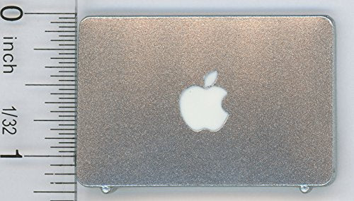 Dollhouse Miniature MacBook Air (1:12 scale)