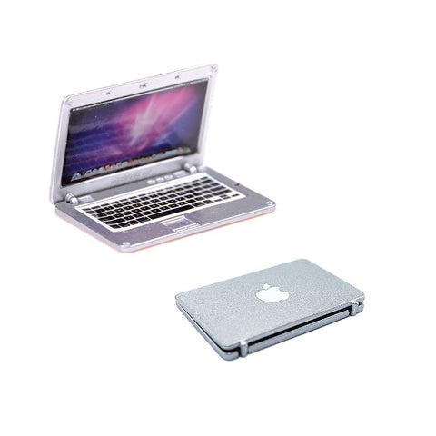 Miniature MacBook Air (1:12 scale)