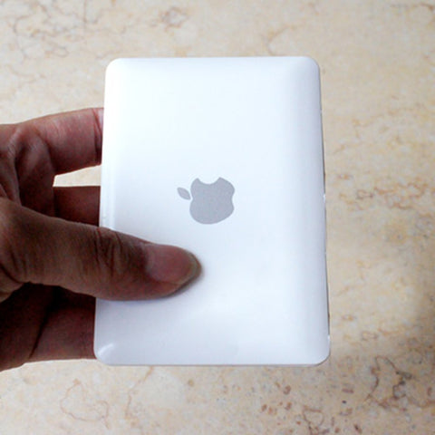 MacBook Air (white or silver) 1/6 scale